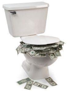 Fix A Leaking Toilet Before It Causes More Issues
